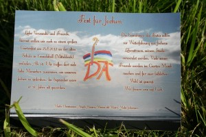 Fest für Jochen 2012